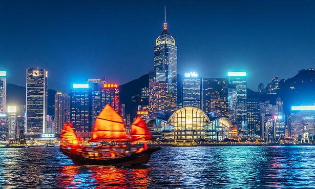 Hong Kong, la ciudad más visitada del mundo en 2019