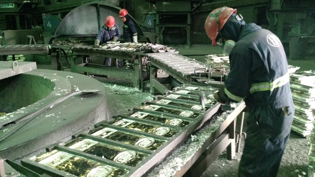 Metalúrgica de Vinto adeuda más de $us 40 millones a trabajadores