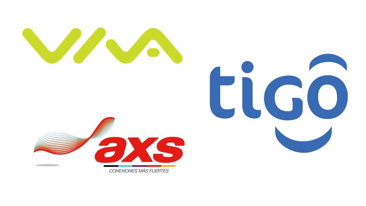 Axs, Tigo y Viva deciden mantener continuidad de sus servicios pese a restricciones