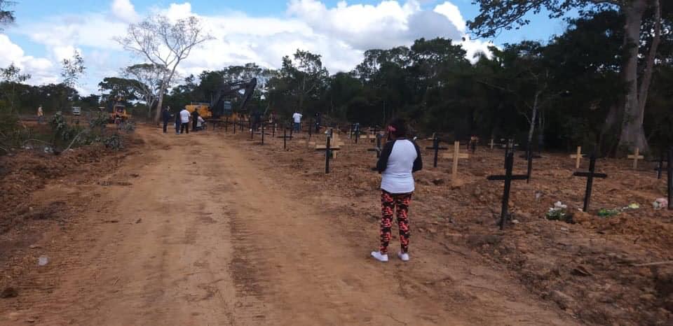 """Desastre sanitario en Beni: """"La gente está muriendo en sus casas"""""""