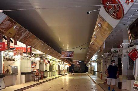 Mercado Abasto sigue cerrado pese a cumplir con medidas sanitarias; comerciantes piden luz verde a la Alcaldía