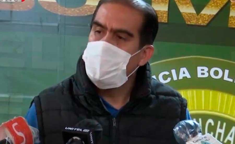 Empresario Fernando Humérez pasa de 'testigo clave' a aprehendido