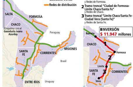 Gobierno argentino quiere reactivar el proyecto GNEA