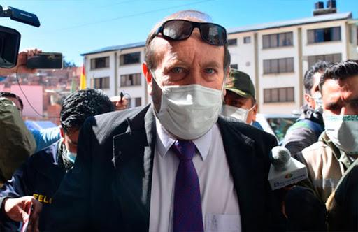 """Respiradores 'asfixian' a Navajas y primeras declaraciones de implicados lo señalan como """"el que daba las órdenes"""""""