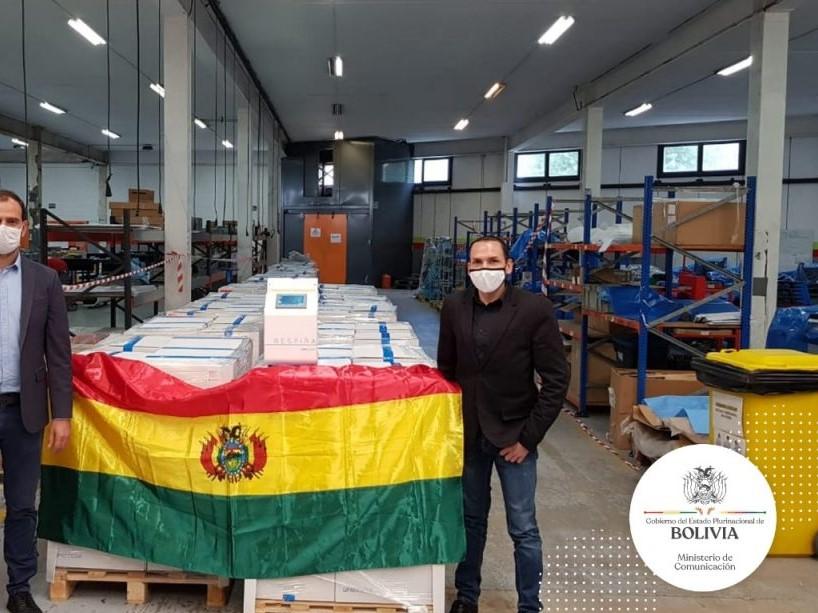 Cónsul de Bolivia en Barcelona es citado a declarar por caso de respiradores