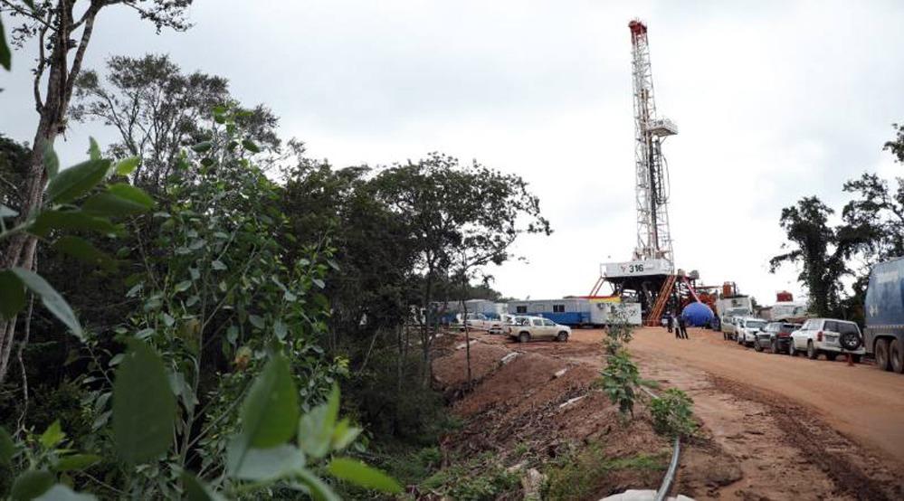 La pandemia llega al pozo gasífero Sipotindi, hay 3 casos confirmados y 4 sospechosos