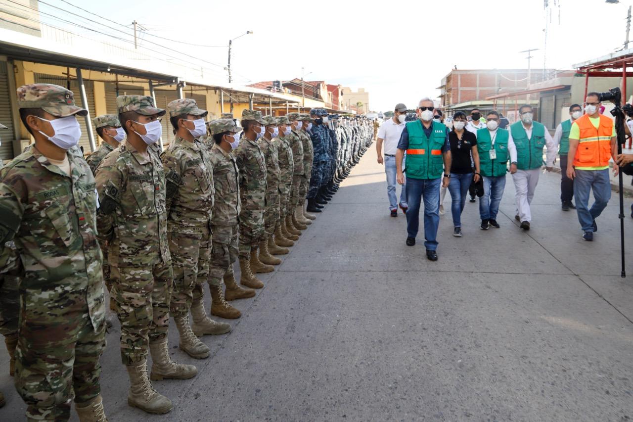 Más de 2.000 brigadistas inician 'cruzada por la vida'