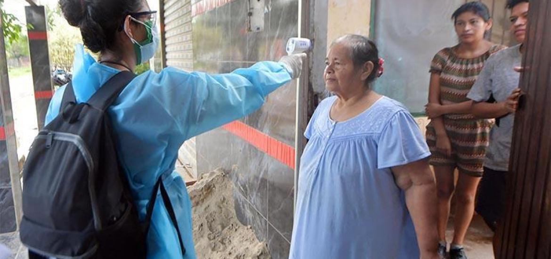 COEM capacitará a 1.200 voluntarios para rastrillaje 'casa por casa' en Santa Cruz