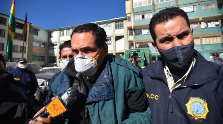 Otorgan detención domiciliaria al cónsul de Bolivia en Barcelona por el caso respiradores