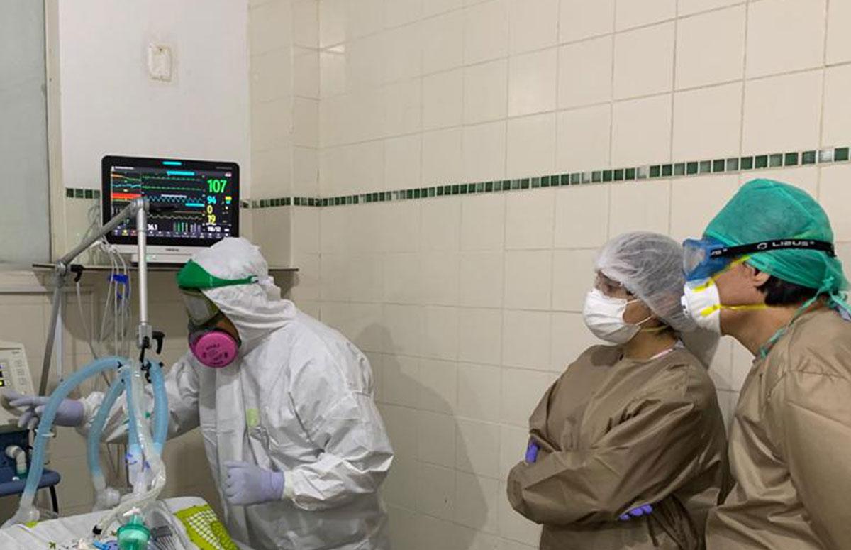 Temor al coronavirus, pone en emergencia a enfermeros del Hospital General de Riberalta