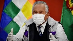Ministro Cárdenas dio positivo a COVID-19