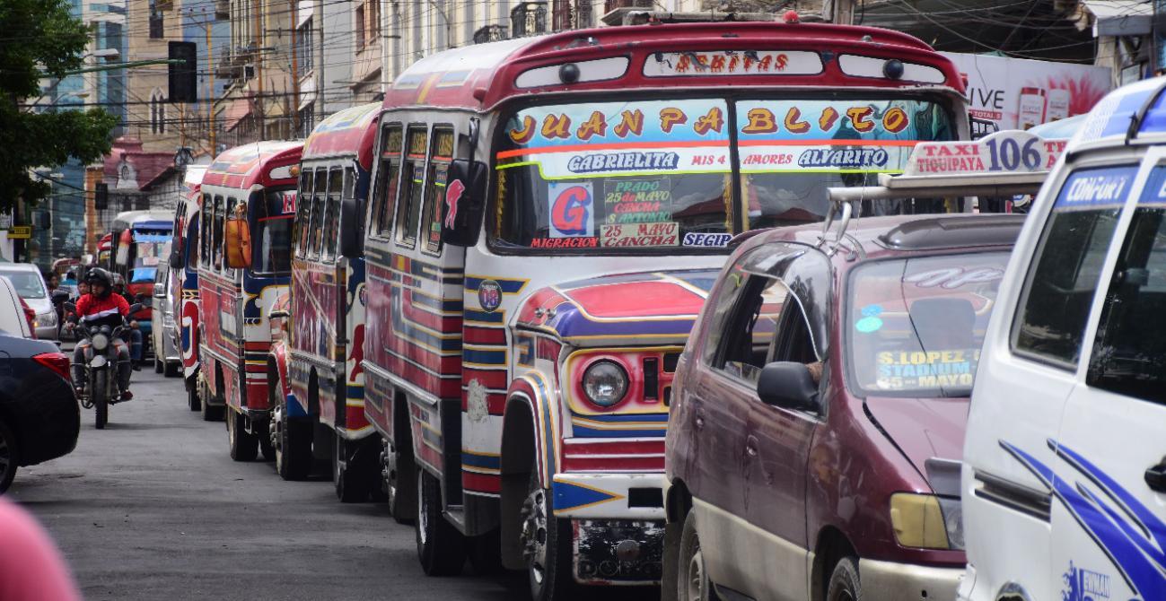 Comercio y transporte estarán activos en el feriado del lunes en Cochabamba