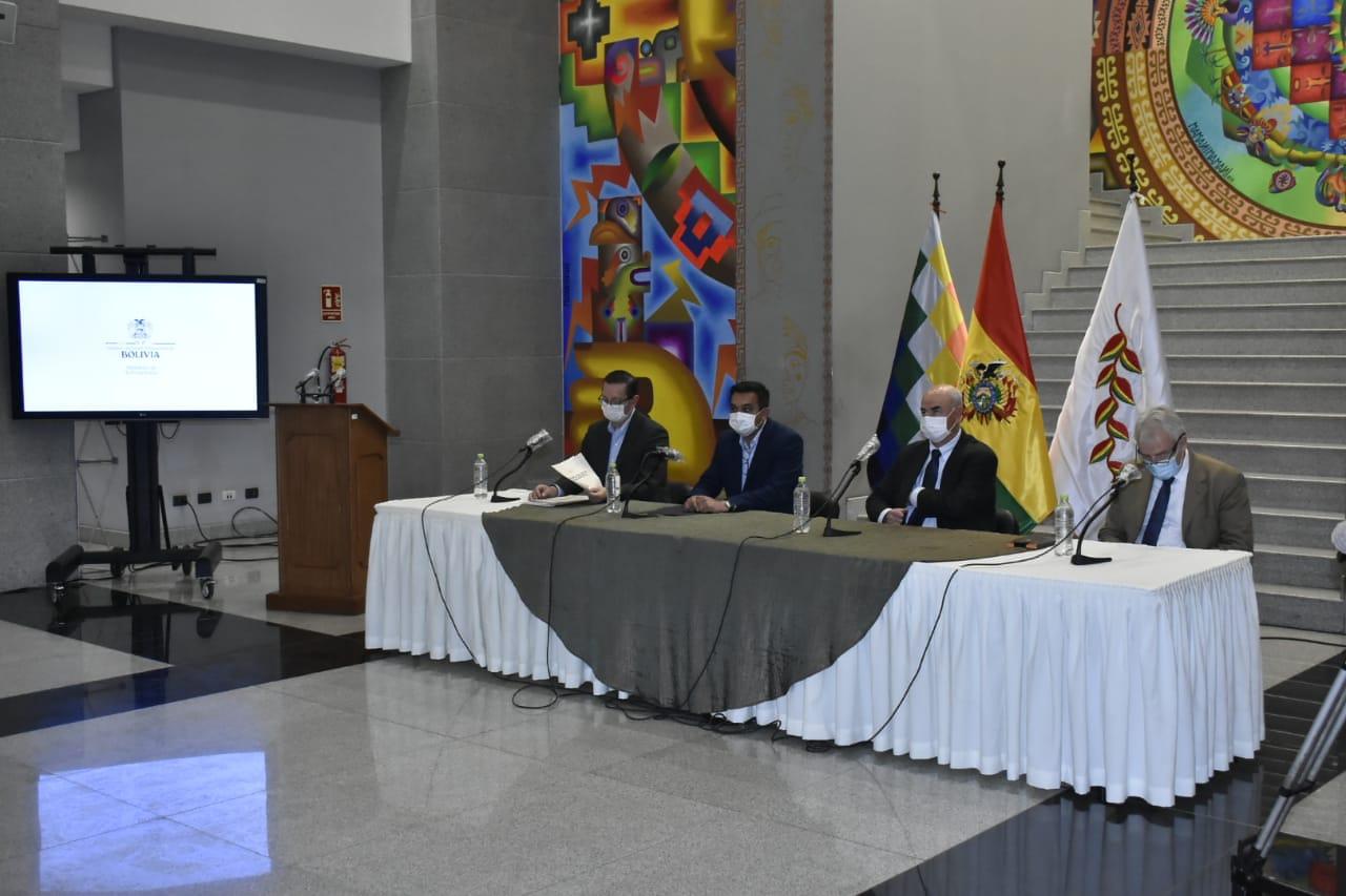 Gobierno presenta Plan de Reactivación de Empleos, con 4 fondos