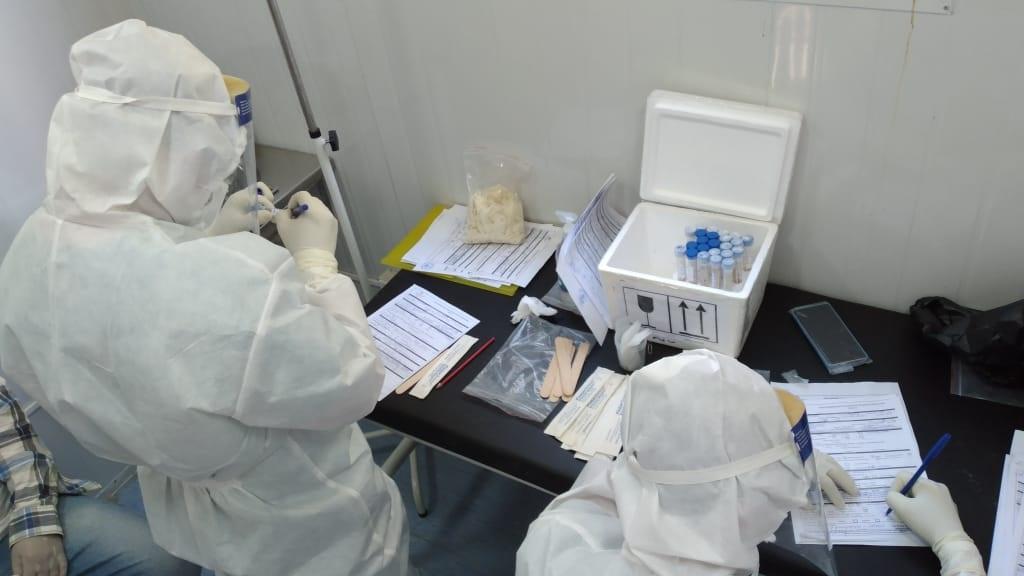 Bolivia registra por primera vez más de 1.000 casos de Covid-19 en un solo día