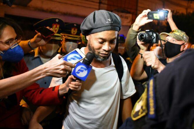 Paraguay rechaza nuevo pedido de liberación de Ronaldinho