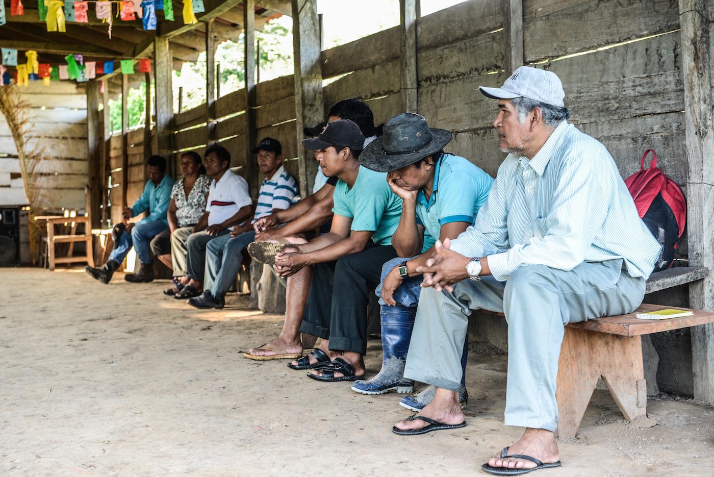 Falta de bancos en el TIPNIS obliga a pobladores a salir de su tierra para cobrar bonos