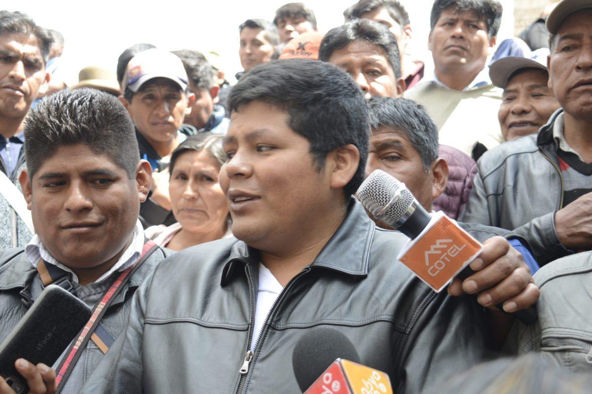 Confirman que manipularon flujo migratorio para encarcelar a Franclin Gutiérrez