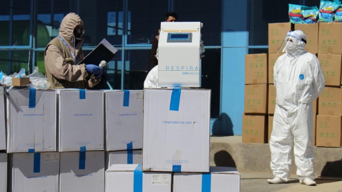 Comisión del Legislativo encuentra 'contradicciones' en adquisición de Respiradores