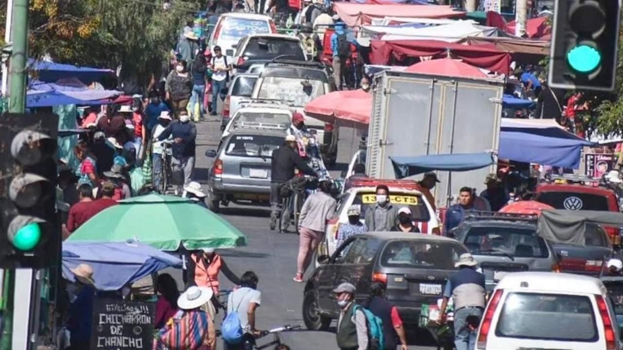 Cochabamba dispone cuarentena dinámica de lunes a jueves y rígida de viernes a domingo