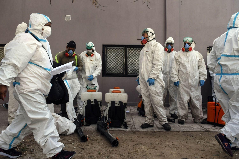Bolivia tiene 48.187 contagiados de coronavirus tras 987 nuevos casos