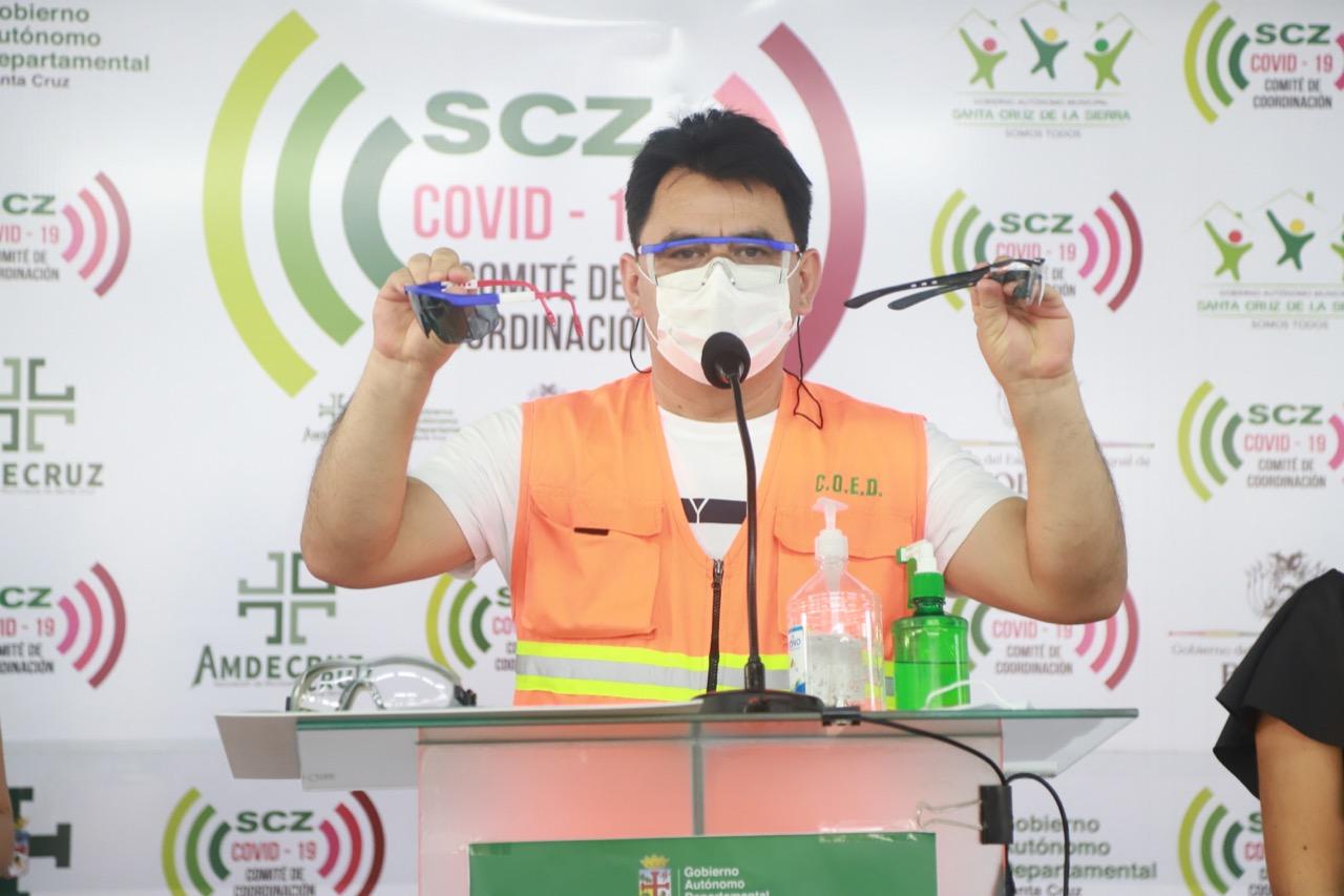 Uso de barbijo y gafas de seguridad será obligatorio en transporte público