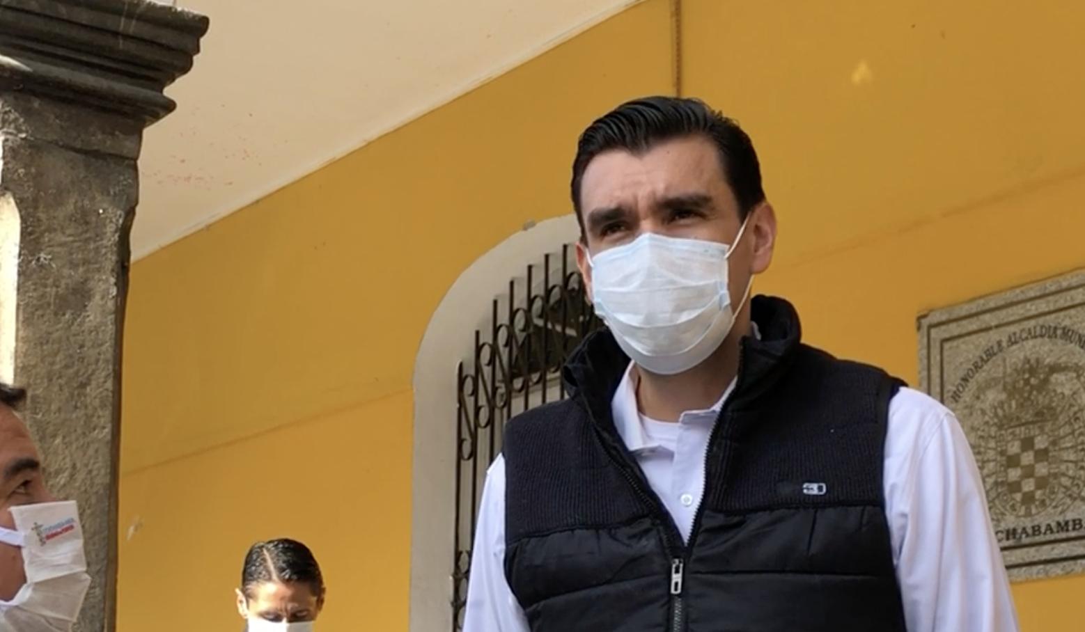 """El alcalde de Cochabamba propone una cuarentena """"mixta"""" desde el lunes; cada municipio tomará medidas"""