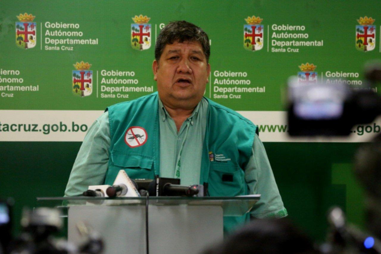 Falleció el director del Programa Dengue de la Gobernación cruceña por Covid-19