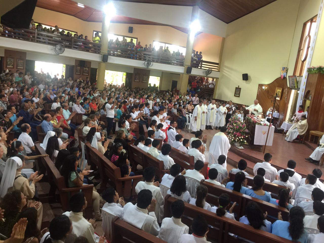 Alcaldía cruceña autoriza apertura de espacios religiosos
