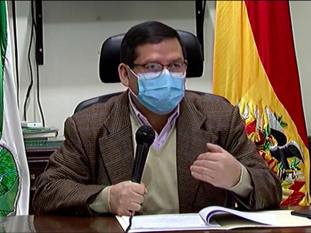 Cierran Alcaldía de Yacuiba, tras confirmarse que 84 funcionarios municipales tienen Covid-19