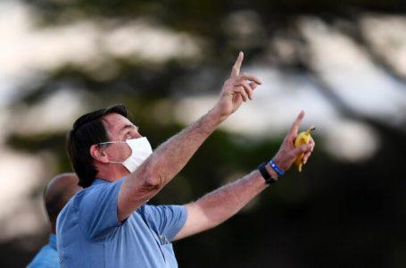 """Bolsonaro tiene """"la conciencia tranquila"""" con casi 100.000 muertos de covid"""