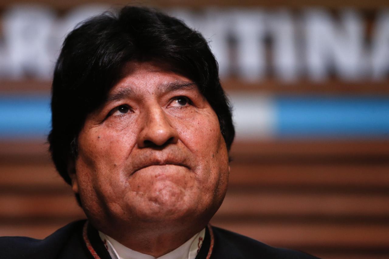 Juicio por estupro contra Evo Morales podría poner en riesgo su permanencia en Argentina