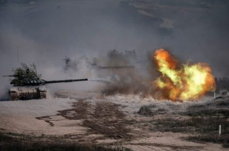 Rusia congrega a sus aliados con maniobras militares de gran envergadura