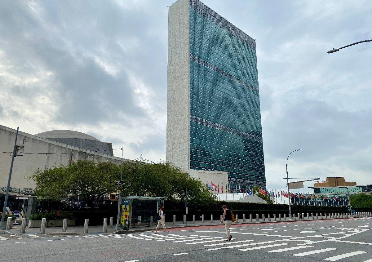 """EEUU y China chocan en la ONU en clima de """"nueva Guerra Fría"""""""