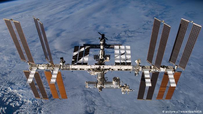 Estación Espacial evita una colisión con escombros de cohete