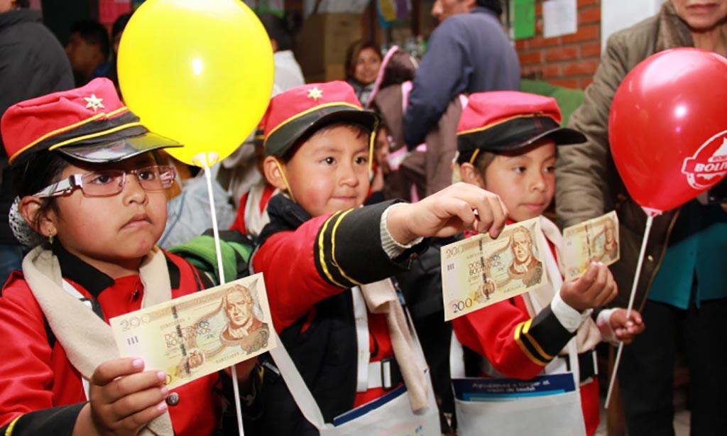 Bono Juancito Pinto se paga desde mañana: cinco cosas que debes recordar