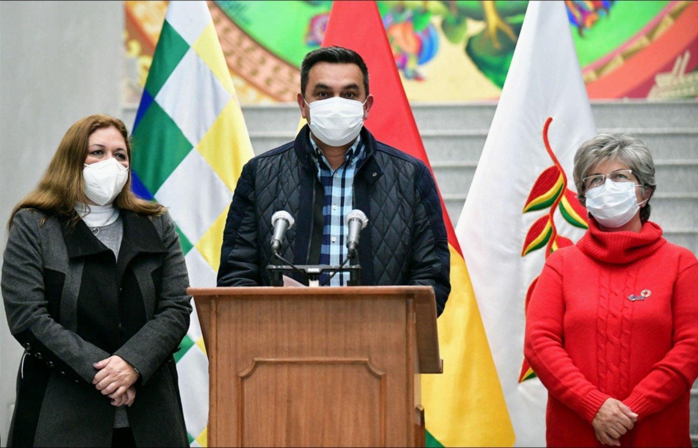 Gobierno gestionará ayuda ante la cooperación internacional para sofocar los incendios en la Chiquitania