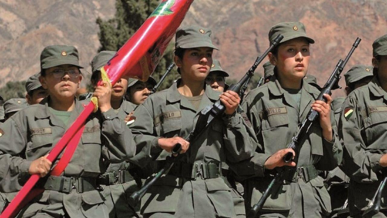 Ministerio de Defensa niega que el servicio premilitar vaya a ser vía virtual