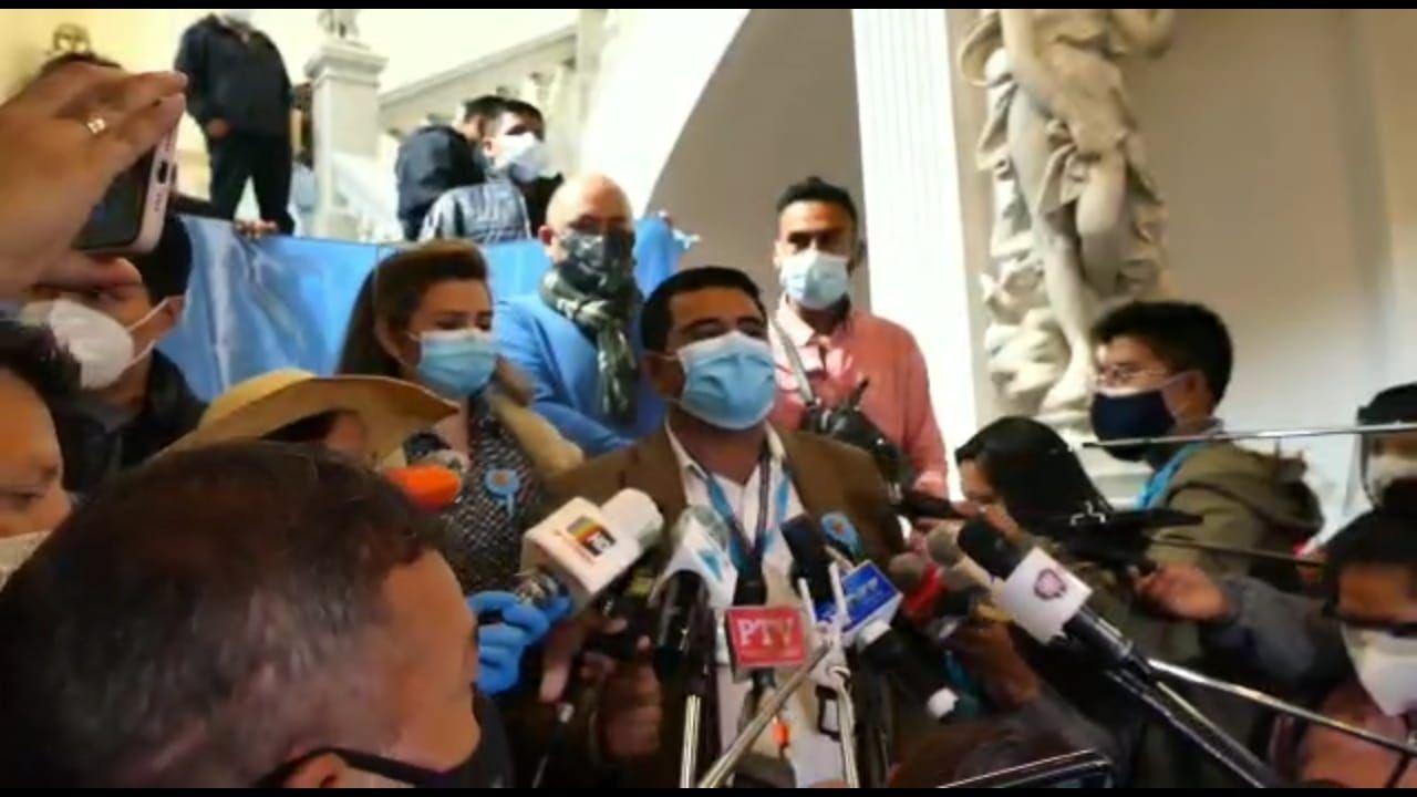 UN Cochabamba retira su apoyo a Añez y ahora respalda a Carlos Mesa
