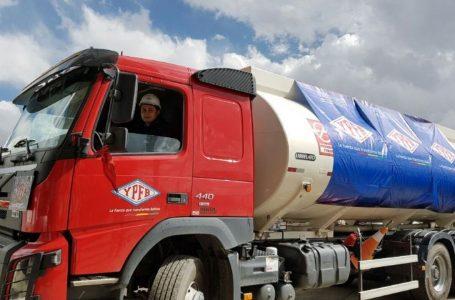 Unos 24 millones de litros de diésel están en la frontera de Brasil y esperan ingresar al país