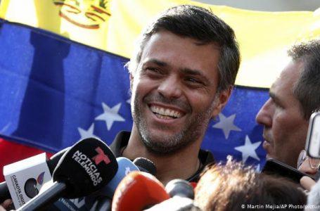 El opositor venezolano Leopoldo López ya está en Madrid
