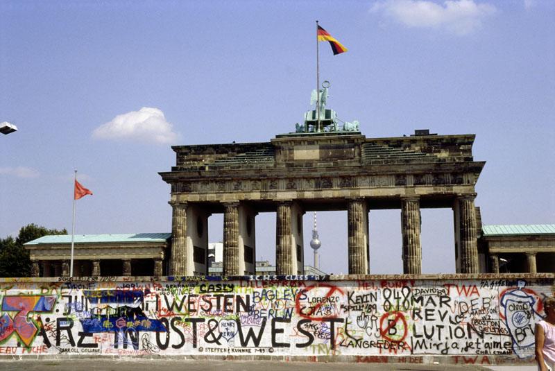Alemania celebra el 30º aniversario de su reunificación