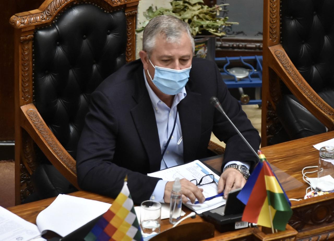 Marinkovic sobre devolución de aportes a AFP: 'No se puede hacer una cosa muy chabacana'