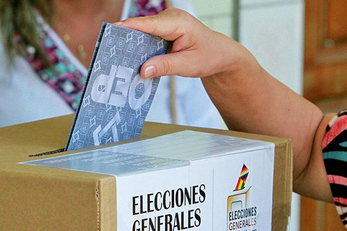 Gobierno asegura que hará respetar el voto del que salga ganador
