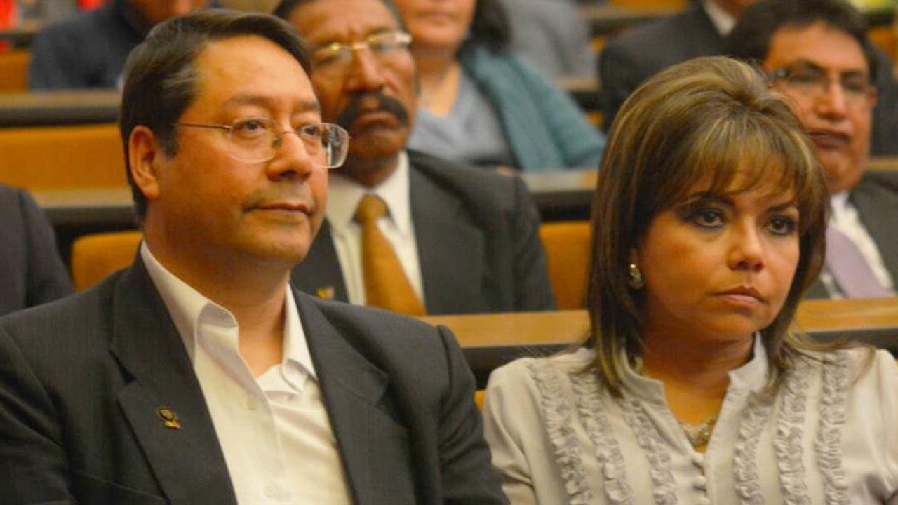 Empleados del Banco Unión depositaron Bs 216 mil a esposa de Luis Arce