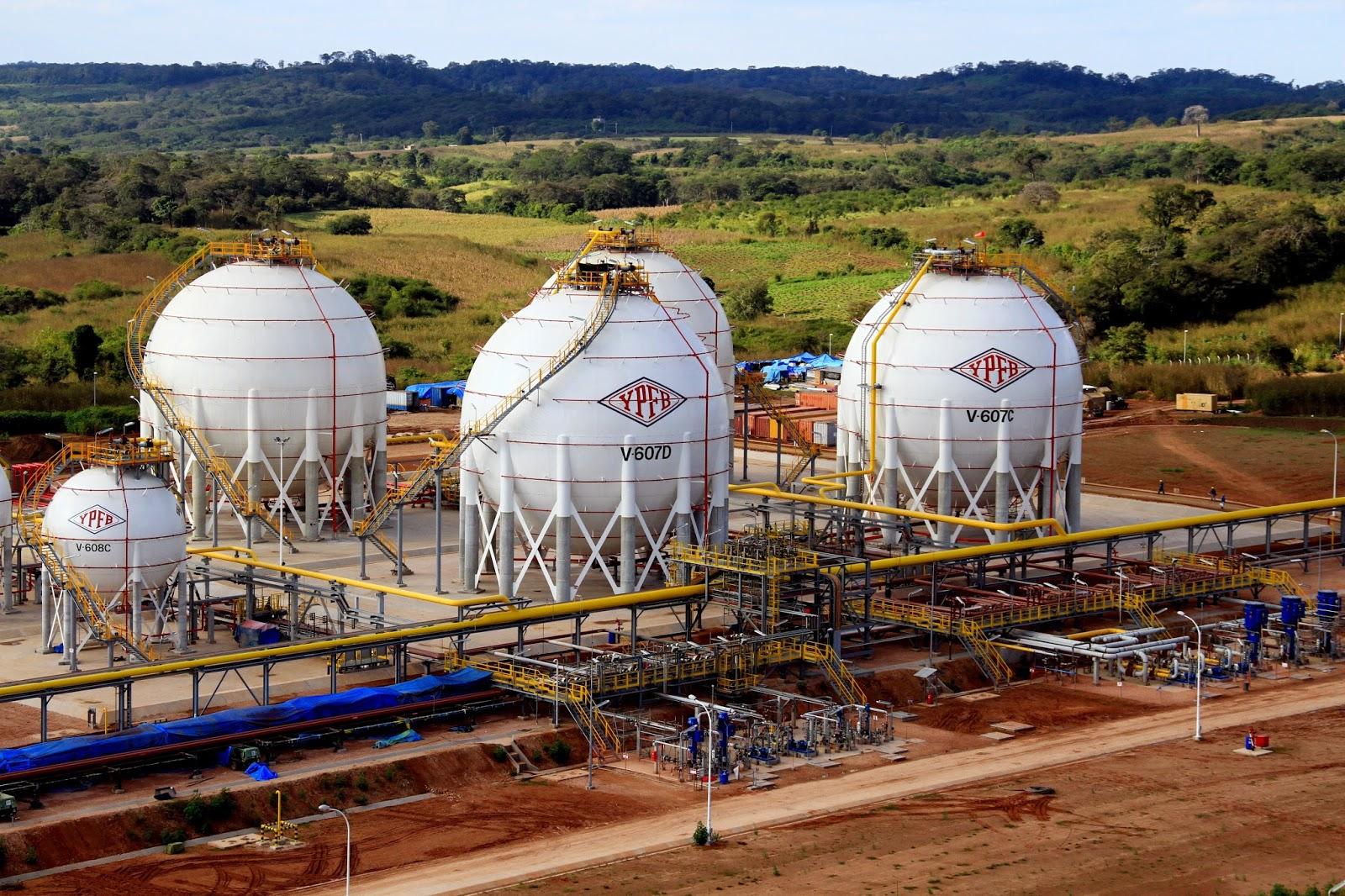 YPFB aclara que Argentina no tiene deudas con Bolivia por la venta de gas natural