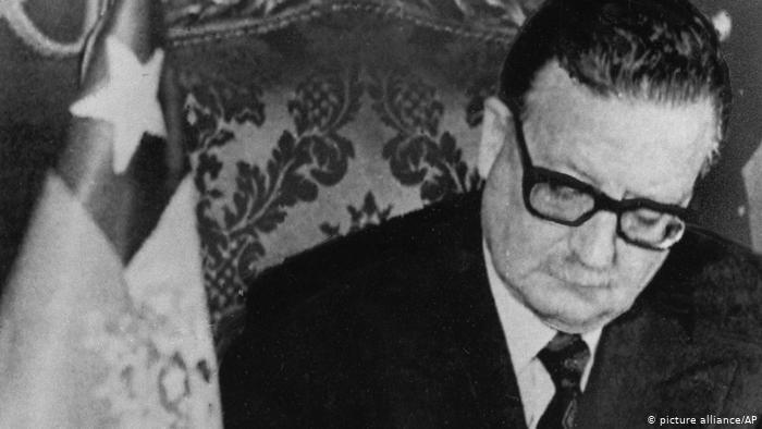 EE. UU.: documentos revelan deliberaciones para derrocar a Salvador Allende