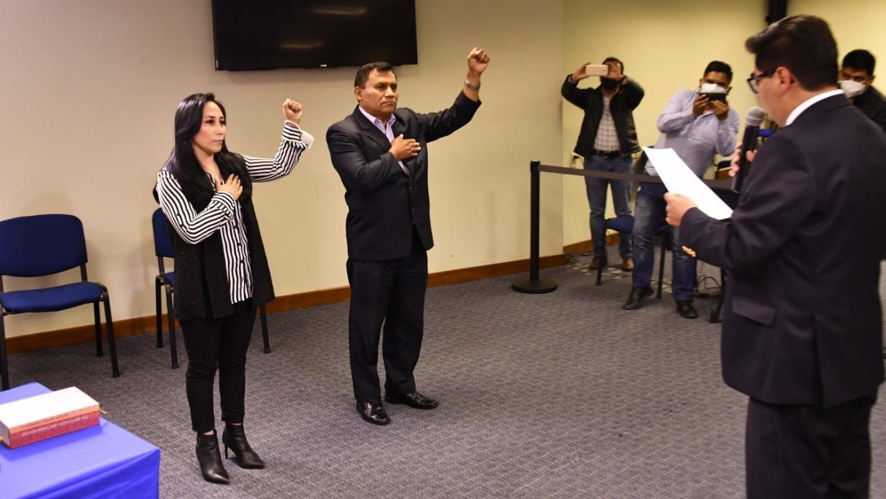 Mario Cazón retorna a la Presidencia de Impuestos Nacionales