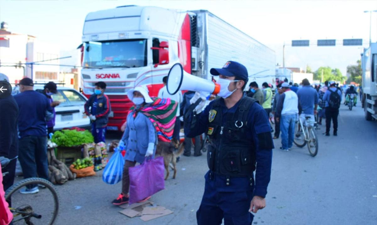 Gobierno boliviano autoriza todo tipo de actividades hasta el 15 de enero