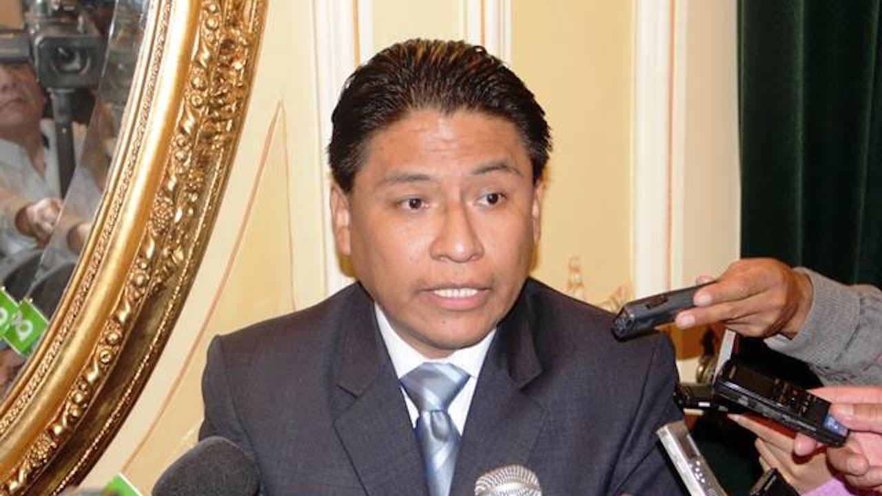 Ministro de Justicia deja en manos de la Fiscalía denuncias contra Murillo y López