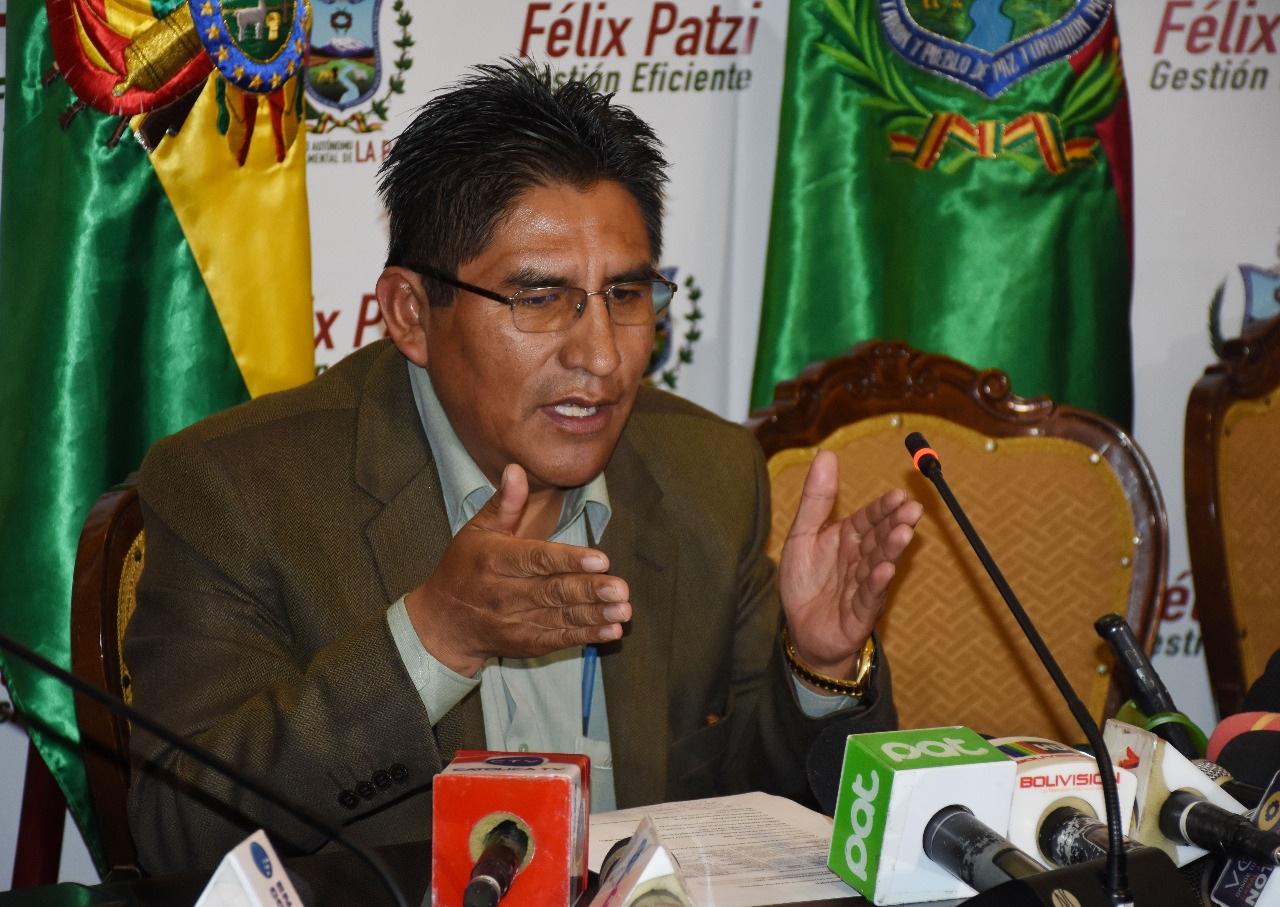 Patzi pide reunión urgente al Gobierno por decreto que levanta restricciones